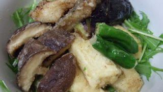 タラ丼 揚げ物 苦手な揚げ物をやってみた 助っ人 コツのいらない天ぷら粉も