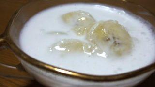 熱帯デザート グルアイボッチ ココナッツミルクで料理も気持ちもまろやかに マレーシアでバイクおじさんのココナッツアイスを食べよう