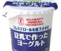 大豆製品 豆乳で作ったヨーグルトやアイス SOYソイ スゴイダイズは美味しい