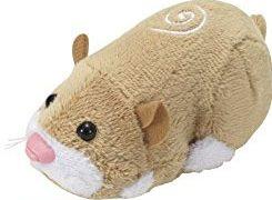 おすすめおもちゃ 不思議な動きズーズーペット ZhuZhu Pets