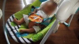 抱き癖がついた赤ちゃんにはオートスイング、ハイローチェアやゆりかごで!泣き止まない赤ちゃんに