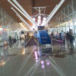 マレーシアの空港到着から出口まで KLIA 無料シ ャトル電車Aerot rain KLIA Expressに乗ってKLセントラルへ行こう