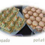 持ち寄りパーティー おすすめメニュー 簡単レシピ アボガド海老サラダ、タラモサラダ、かぼちゃサラダ その2