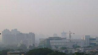マレーシアの空気がやばい!  外は真っ白 ヘイズの時期 大気汚染がひどい いつまで続くこのヘイズ!?