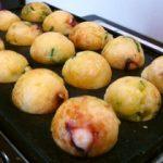 美味しいたこ焼きレシピ 大阪たこ焼き 小麦粉アレルギー卵アレルギー米粉たこ焼きレシピ ためしてガッテン たこ焼きの焼き方など