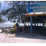 PANTAI REMIS パンタイ レミス おすすめしません。(笑)クアラスランゴールの南の海 in Malaysia
