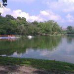 大きなクラナジャヤ公園 湖、ジョギング、ウォーキング、遊具、巨大迷路で遊ぼう!in Malaysia