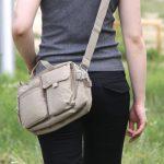 おすすめ軽量ナイロンバッグ マザーズバッグ 今はなきユニクロのバッグに似ていて使いやすい! おすすめショルダーバッグ 軽いマザーズバッグ