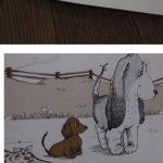 おすすめ英語の絵本 クロード!CLAUDE AND PEPPER, CLAUDE THE DOG A Cristmas Story, WHAT'S CLAUDE DOING?など