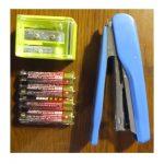 おすすめ鉛筆削り トンボ鉛筆 ミニ鉛筆削り KSA-121は何故か黄緑色! 太さを調節できる鉛筆削り、ドイツ製のダックス鉛筆削りなど