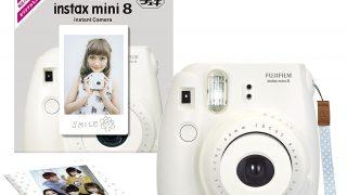 おすすめフジフィルムチェキ フィルムの使い方、電池など。 スマホDEチェキ の画質は? FUJIFILM インスタントカメラ チェキ instax mini8、mini 25との違いなど