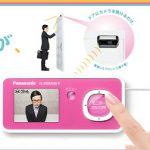 自宅の防犯対策 ドアに取り付ける防犯カメラ 玄関の防犯カメラ設置 無線で簡単