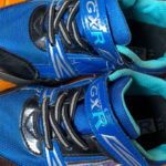 シュンソク似の運動靴 GXRシューズの履き心地 ジーエックスアール 気になる耐久性は