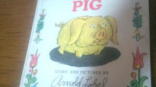 SMALL PIG   The Tale Of Piter Rabbit  おすすめ英語の絵本