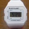 100均 ダイソーの腕時計 100円の腕時計はこどもに最適!? レジ近くにあるダイヤモンドウロコとり、つられて買う人