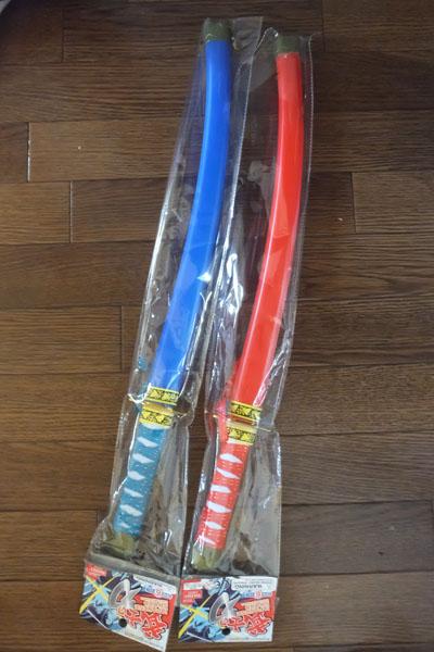 チャンバラ 剣