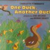 おすすめ英語の絵本 One Duck, Another Duck    Charlotte Pomerantz    幼児向け for toddlers