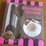 100均 ダイソーのチョコレートスプーンでホットチョコレート?