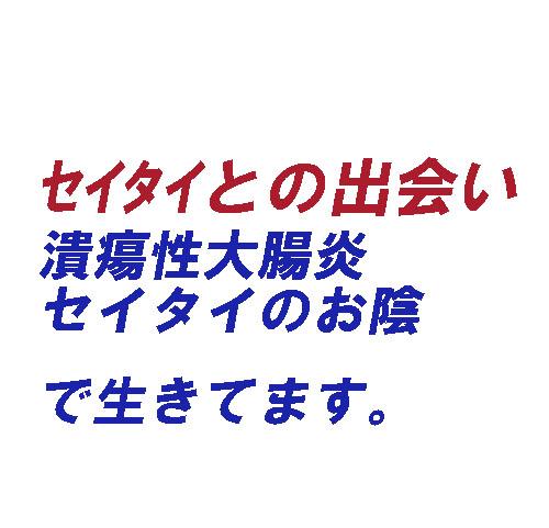 セイタイ 潰瘍性大腸炎