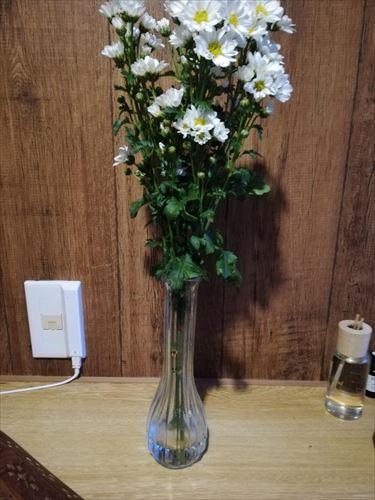 花瓶 ダイソー