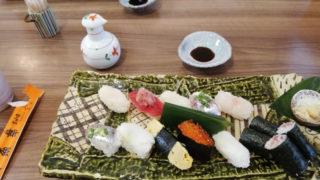 きらくずし 喜楽鮨 商店街の中のお寿司屋さん 小平市の寿司屋