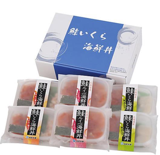佐藤水産 海鮮丼