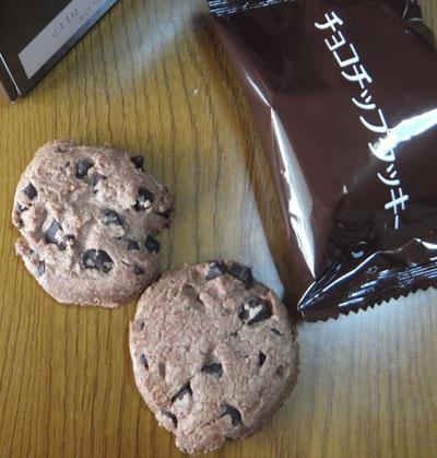セブンイレブン チョコチップクッキー