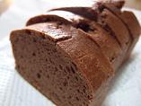 手作りココアケーキ